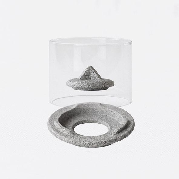 Glass Hood Indoor Granicium
